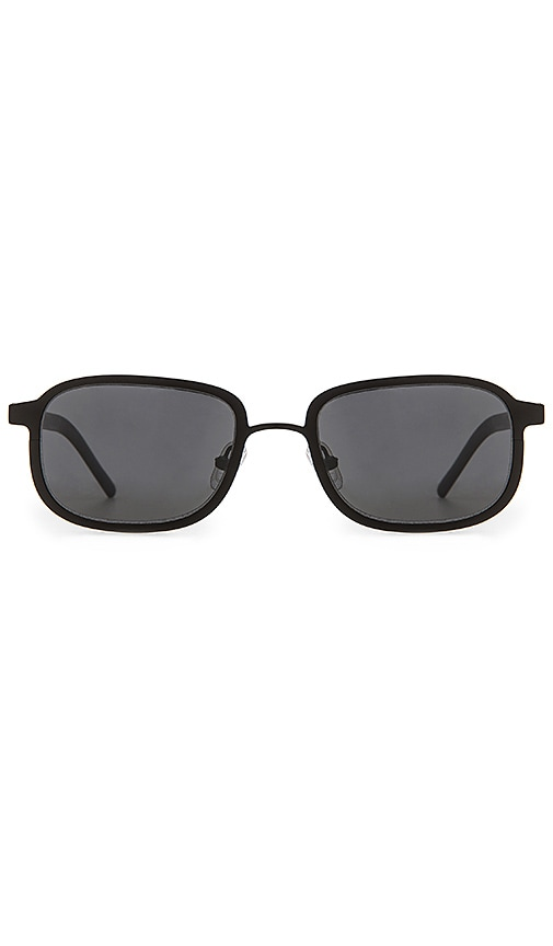 BLYSZAK Style I Metal Sunglasses in Black