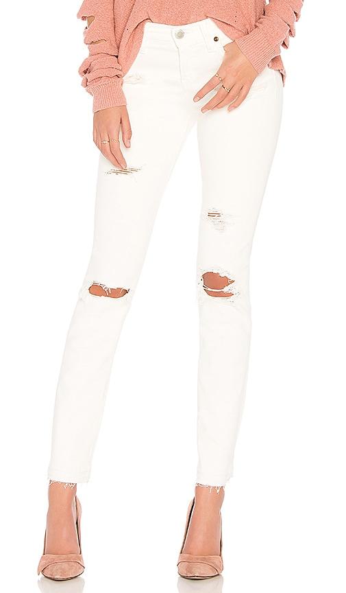 BRAPPERS DENIM X Revolve Complete Free Slim in White