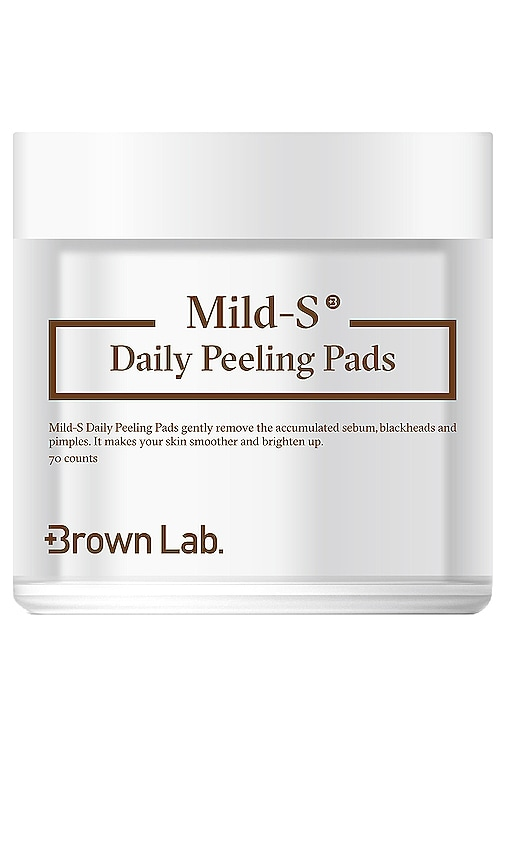 Mild S Daily Peeling Pads