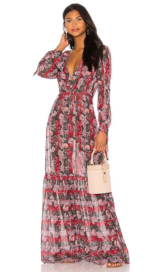 Zain Maxi Dress