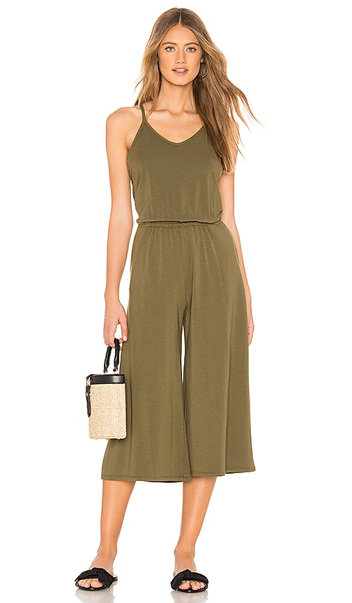 f56a3fee342 Cropped Jumpsuit. Cropped Jumpsuit. Bobi