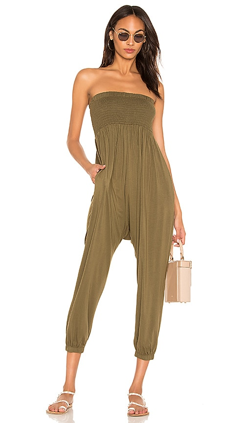 470bb4893af Draped Jersey Jumpsuit. Draped Jersey Jumpsuit. Bobi