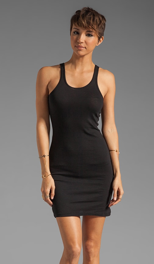Light Weight Jersey Tank Dress