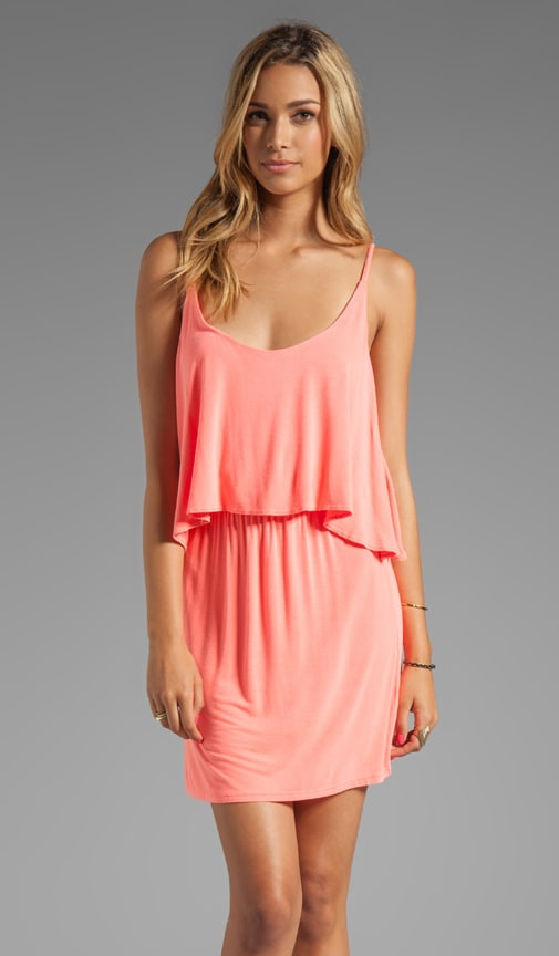 Jersey Layered Dress