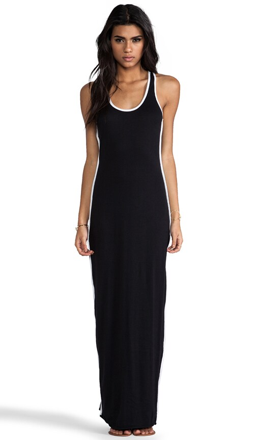Light Weight Colorblock Maxi Dress