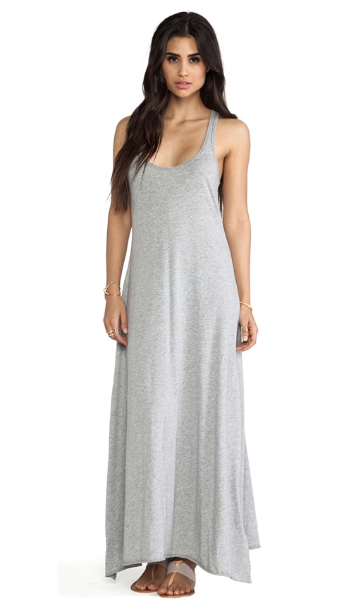 Supreme Jersey Racerback Maxi Dress