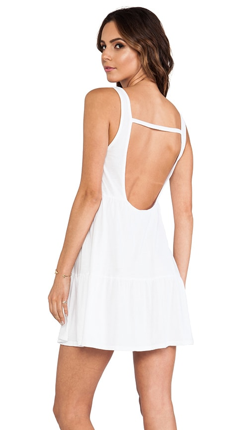 Light Weight Jersey Swing Dress