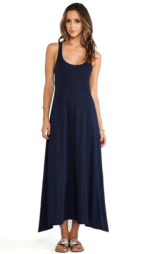 Light Weight Jersey Maxi Tank Dress