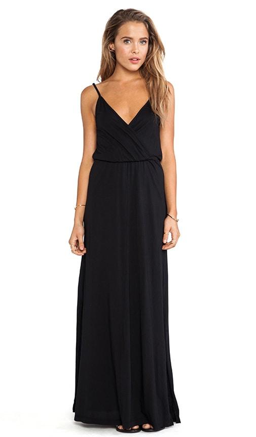 Modal Jersey V-Neck Tank Maxi Dress