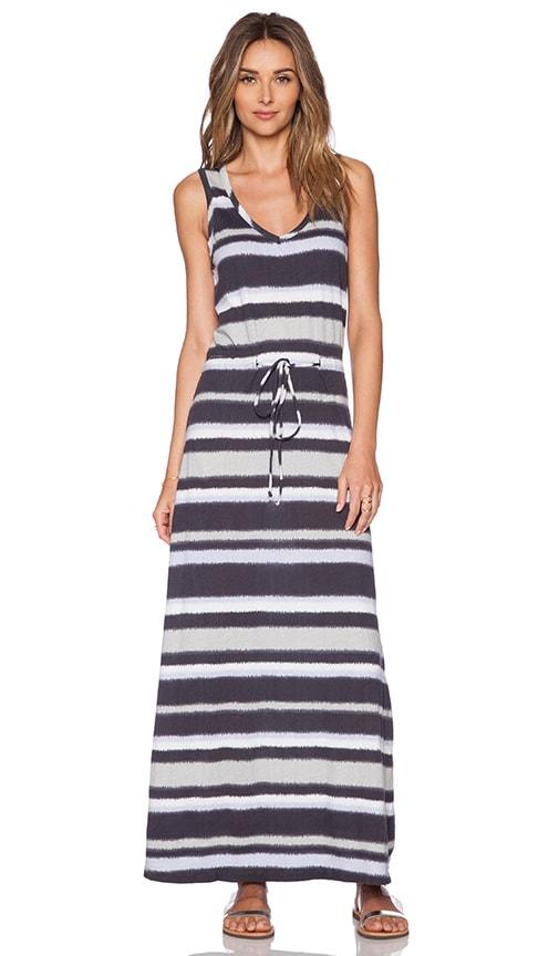Boho Stripe Maxi Dress