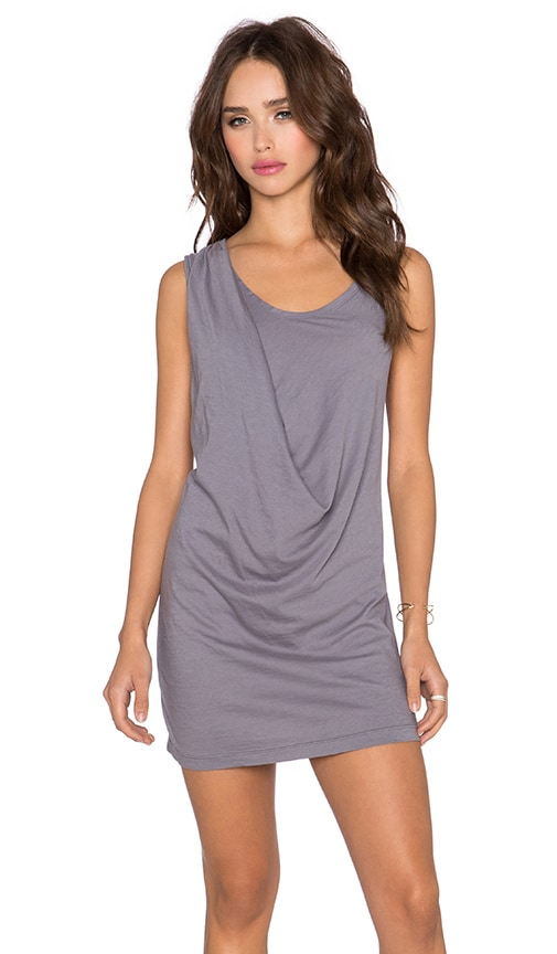 Light Weight Jersey Drape Dress