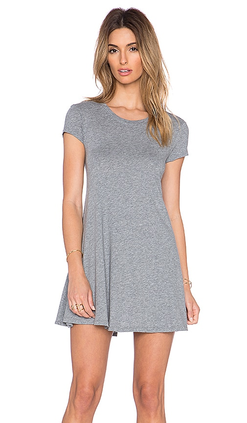 Light Weight Jersey Tee Dress