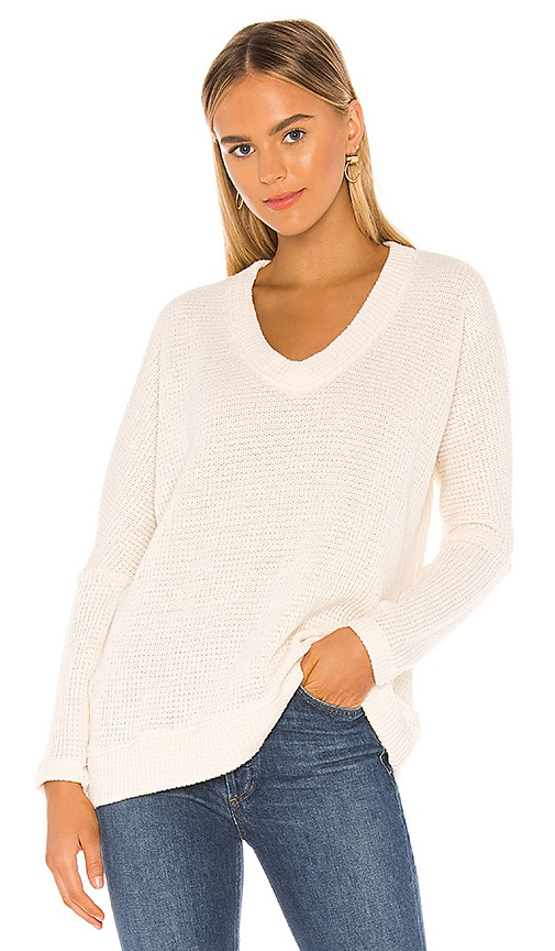Soft Sweater Knit Pullover