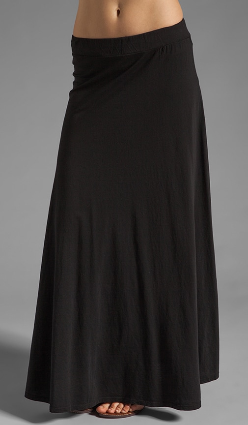 Supreme Jersey Maxi Skirt