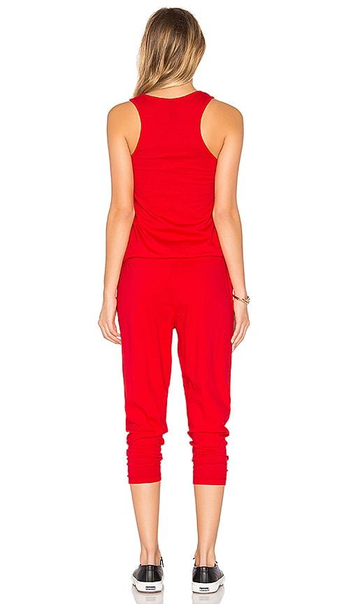 New Bobi Supreme Jersey Sleeveless Jumpsuit In Kiss Abssliluahcom