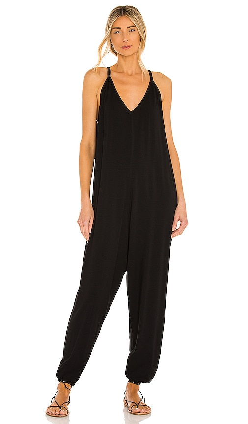 DRAPED JUMPSUIT Bobi