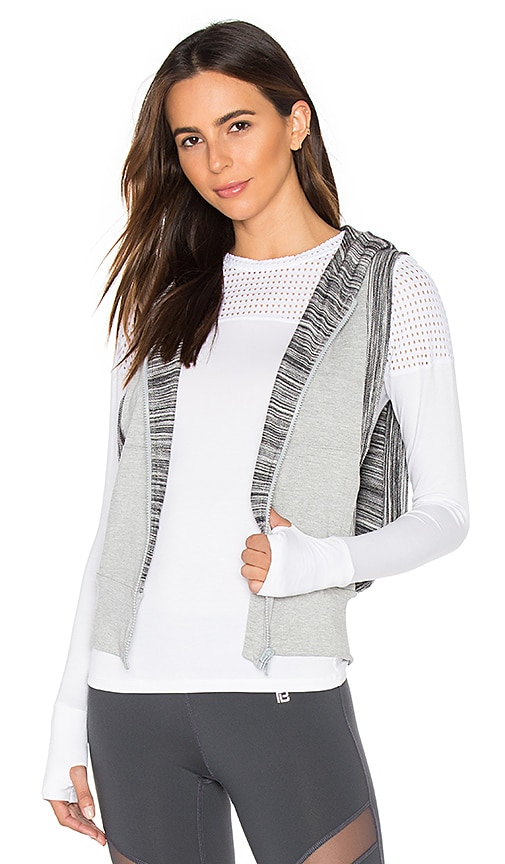 Body Language Versa Vest in Gray