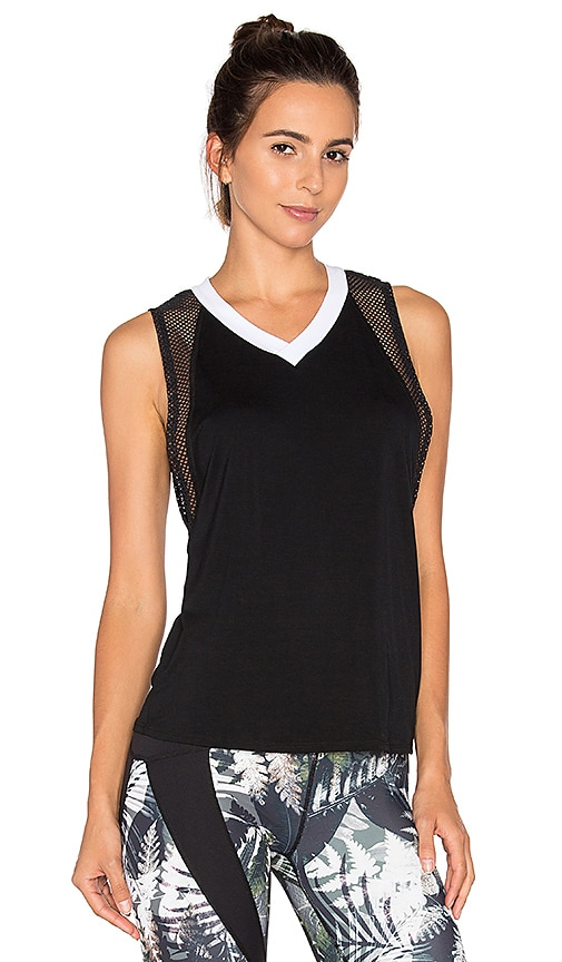 Body Language Pax Tank in Black