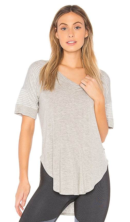 Body Language Anderson Tee in Gray