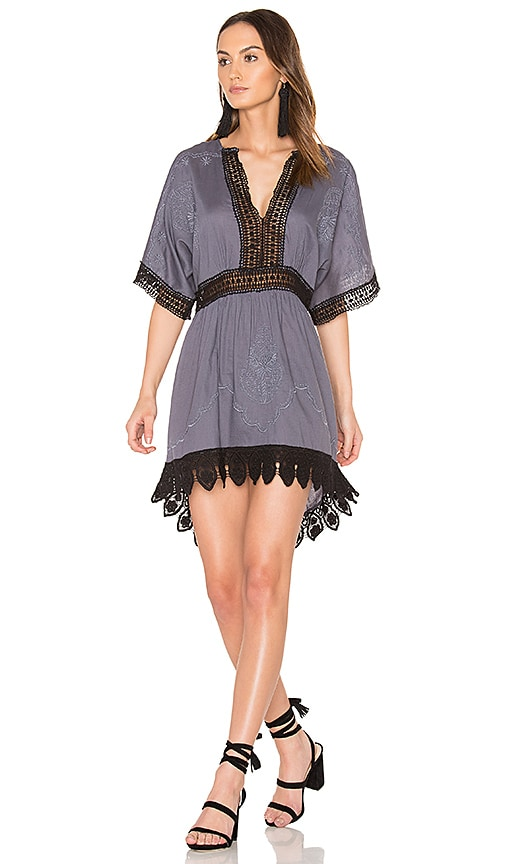 boemo St Remy Dress in Gray