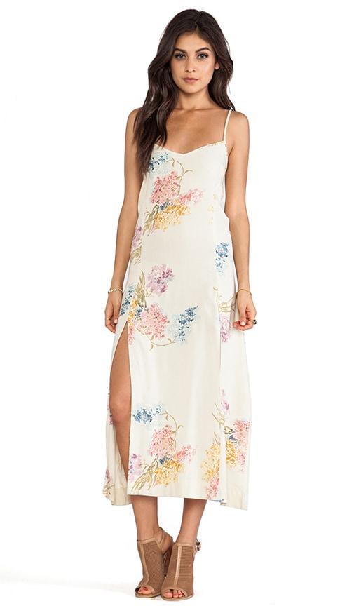 4 Slit Maxi Dress