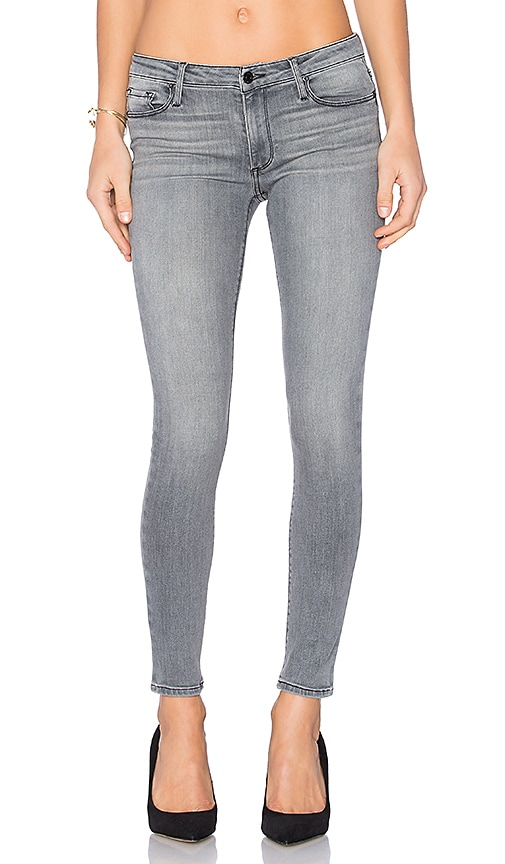 Black Orchid Jude Mid Rise Super Skinny in Instinct