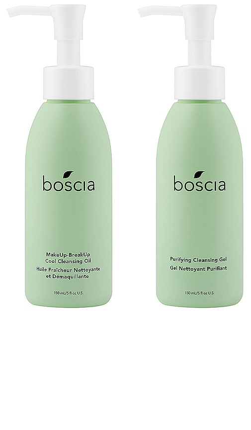 A Clean Slate: The Double-Cleansing Duo