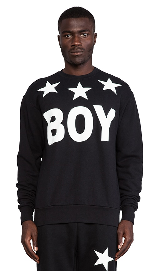 Tri-Star Sweatshirt