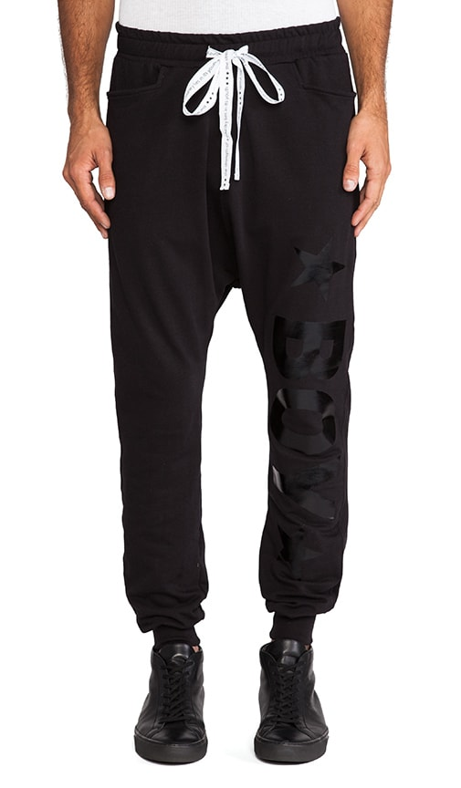 Drop Crotch Jogger