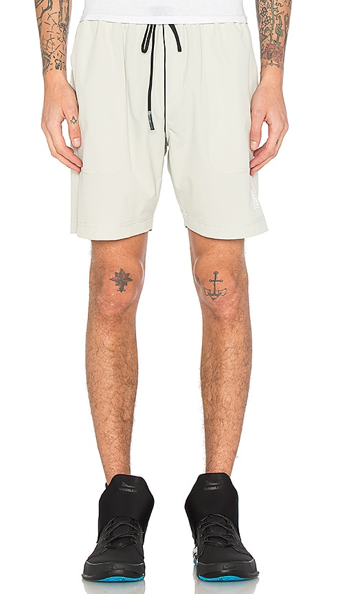 Brandblack Magnus Short in Cream