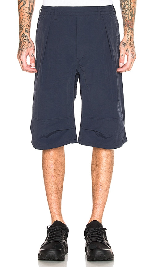 Brandblack Billy Shorts in Navy