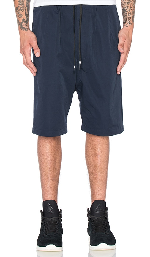 Brandblack Lampin Short in Navy