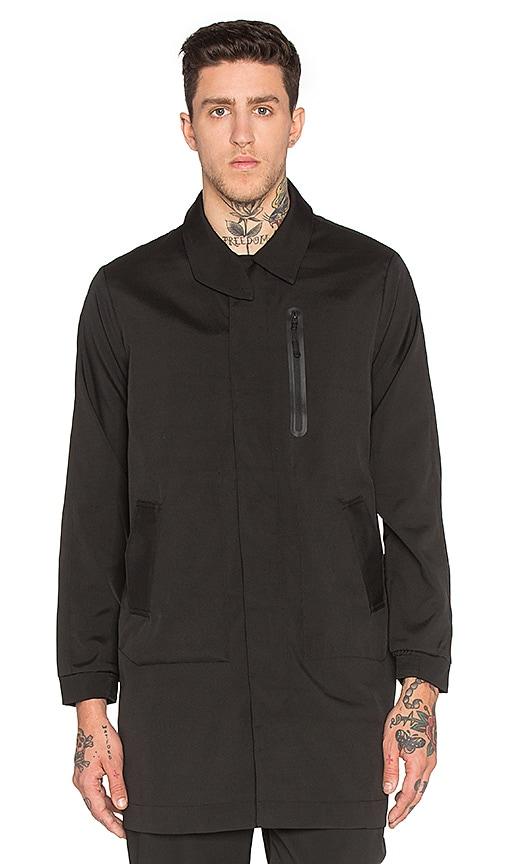 Brandblack Mac Tech Jacket in Black