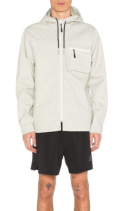 Brandblack Sigor Jacket in Light Gray