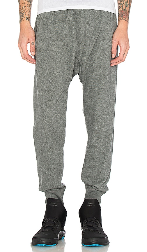 Brandblack Namath Sweat Pants in Gray