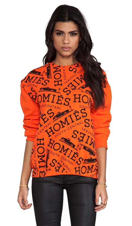 Homies Graffiti Sweatshirt