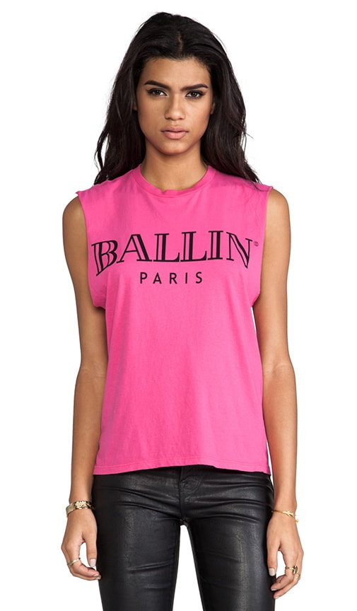 Ballin Muscle Tee