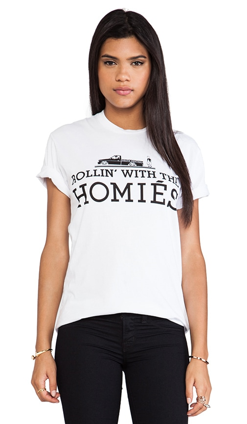 Rollin' with the Homies Tee