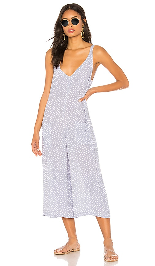40d29f4202 BEACH RIOT Peyton Jumpsuit in Blue