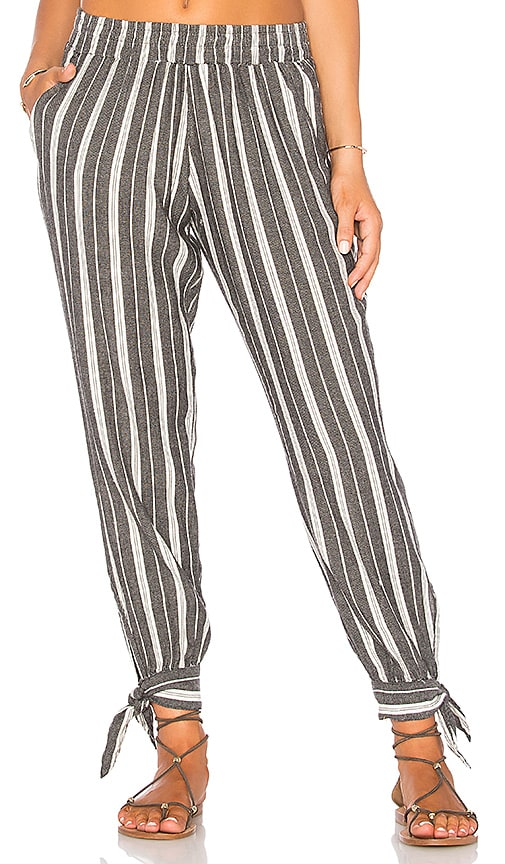 BEACH RIOT Carter Pant in Gray