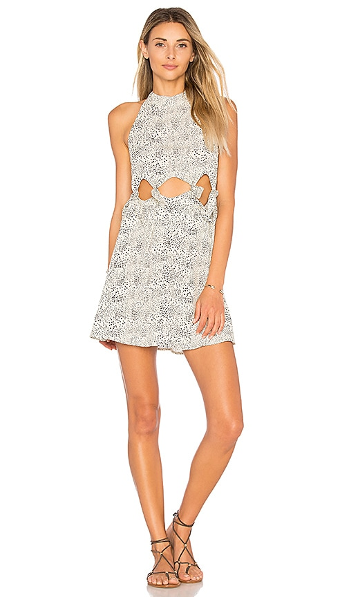 X REVOLVE Kenna Dress in Ivory. - size L (also in M) Beach Riot Low Shipping Fee Cheap Price 1tLTU