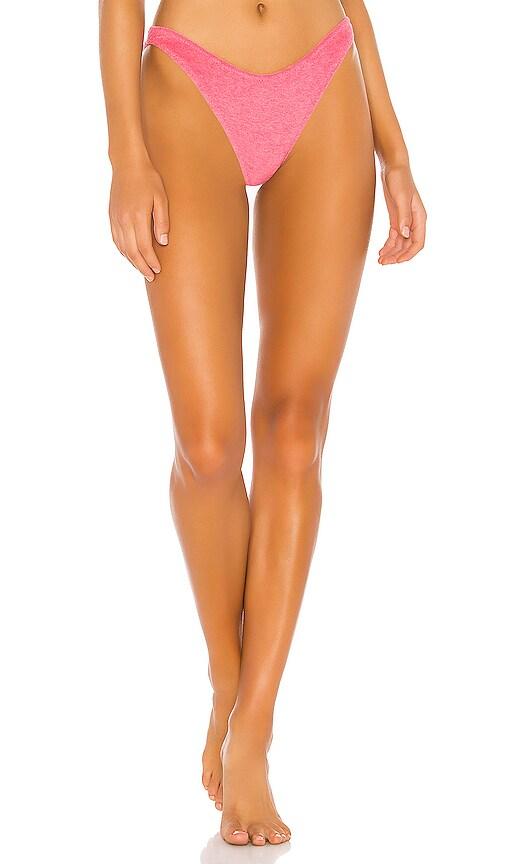 Island Terry Bikini Bottom