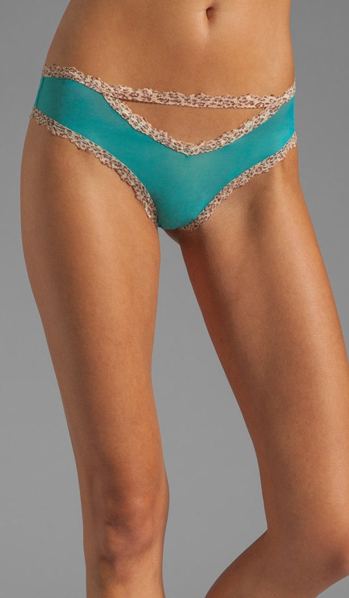 Cage Cheeky Underwear with Star Nippies