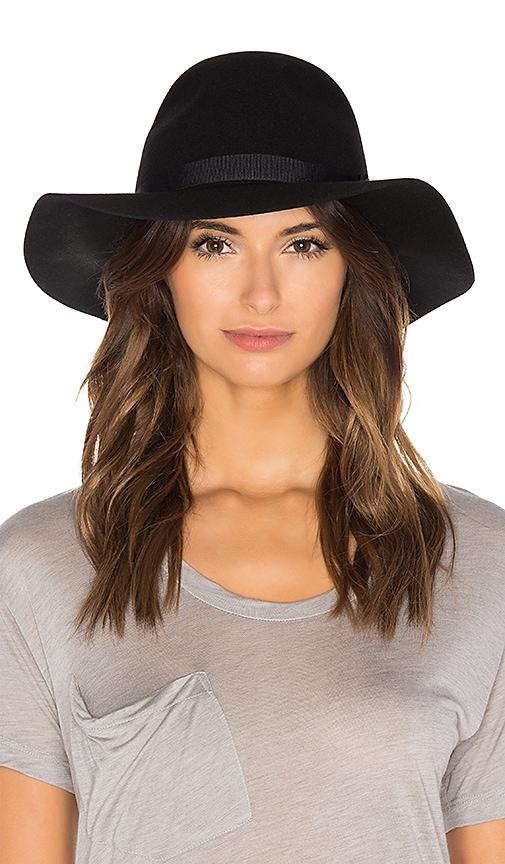 Brixton Dalila Hat in Black