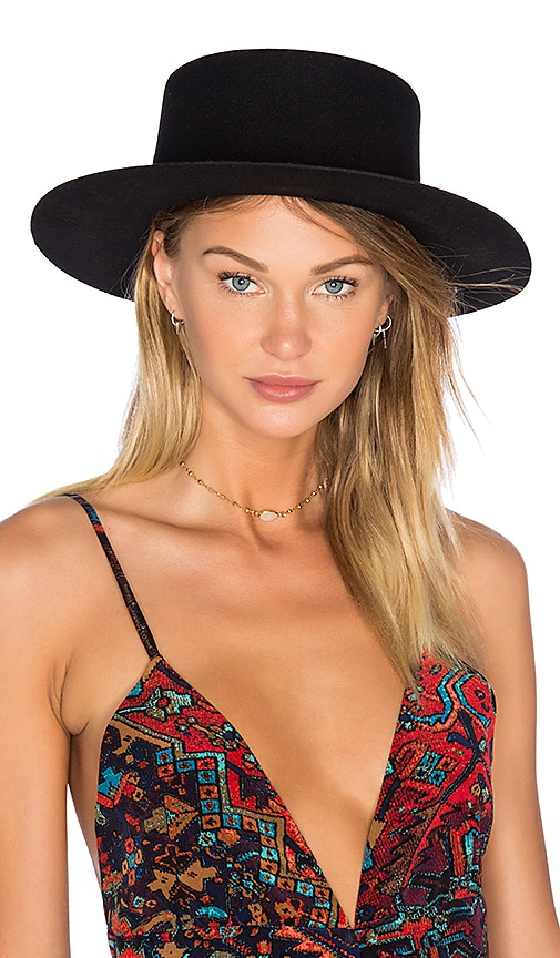Brixton Bridger Hat in Black