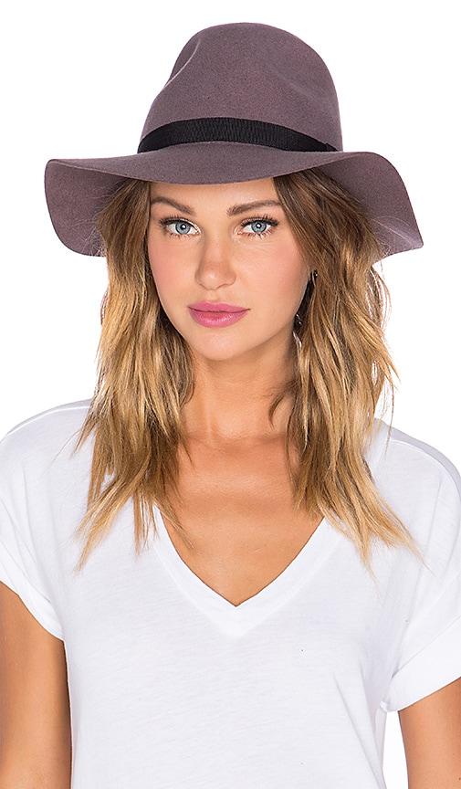 Brixton Dalila Hat in Lavender  1f7d265c40b