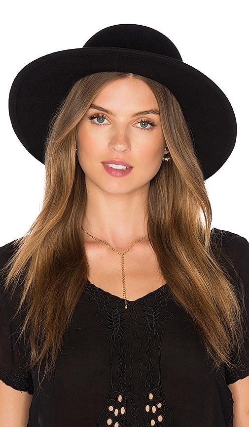 Brixton Stills Hat in Black