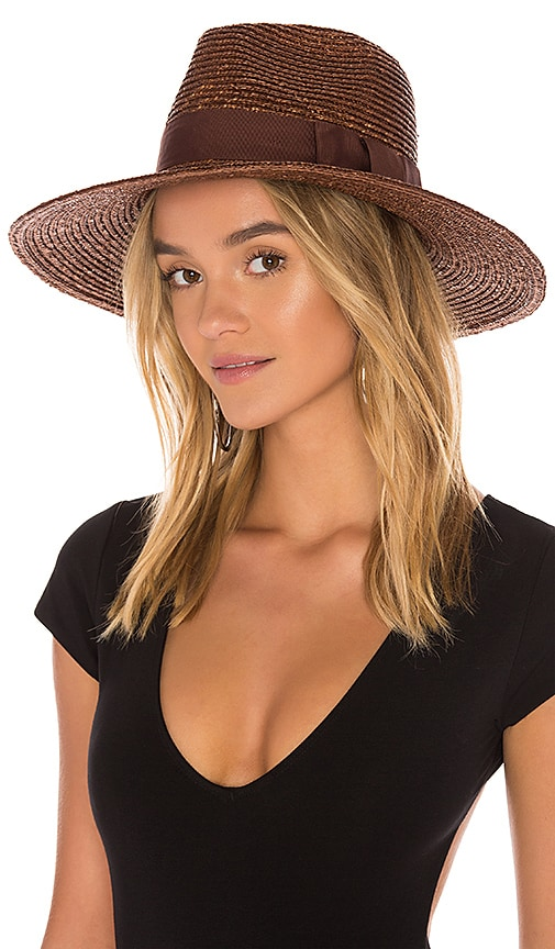 7985336de5f Brixton Joanna Hat in Antique Copper