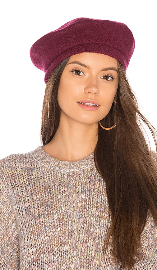 AUDREY ベレー帽