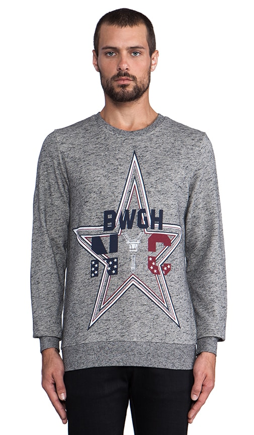 Brooklyn Star Sweatshirt